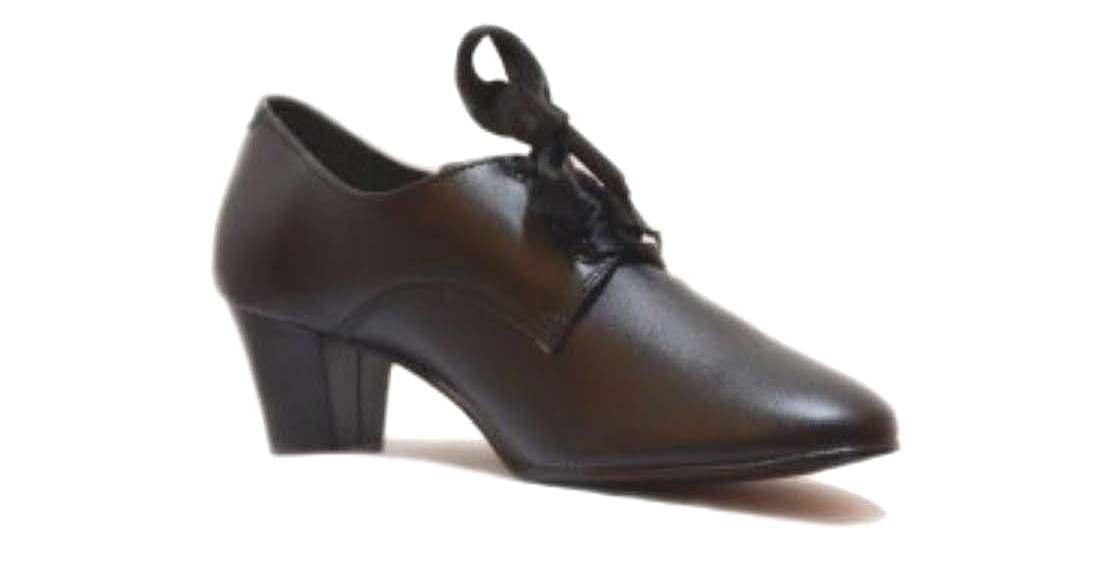zapato regional con cordones