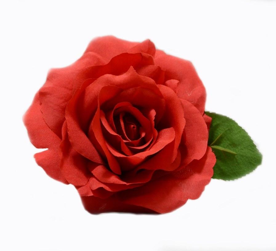 Flor flamenca grande